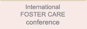 International foster care conference